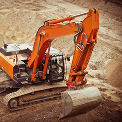Civil Construction & Earthmoving Machinery